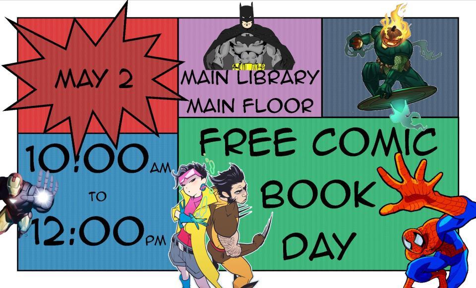 Comic Fest 15