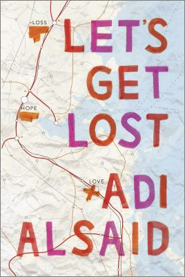 Lets Get Lost book cover